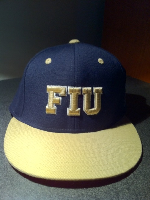 FIU Baseball vs. Miami Marlins -- Exhibition Game - FIU Panthers Prowl d593bfccb091
