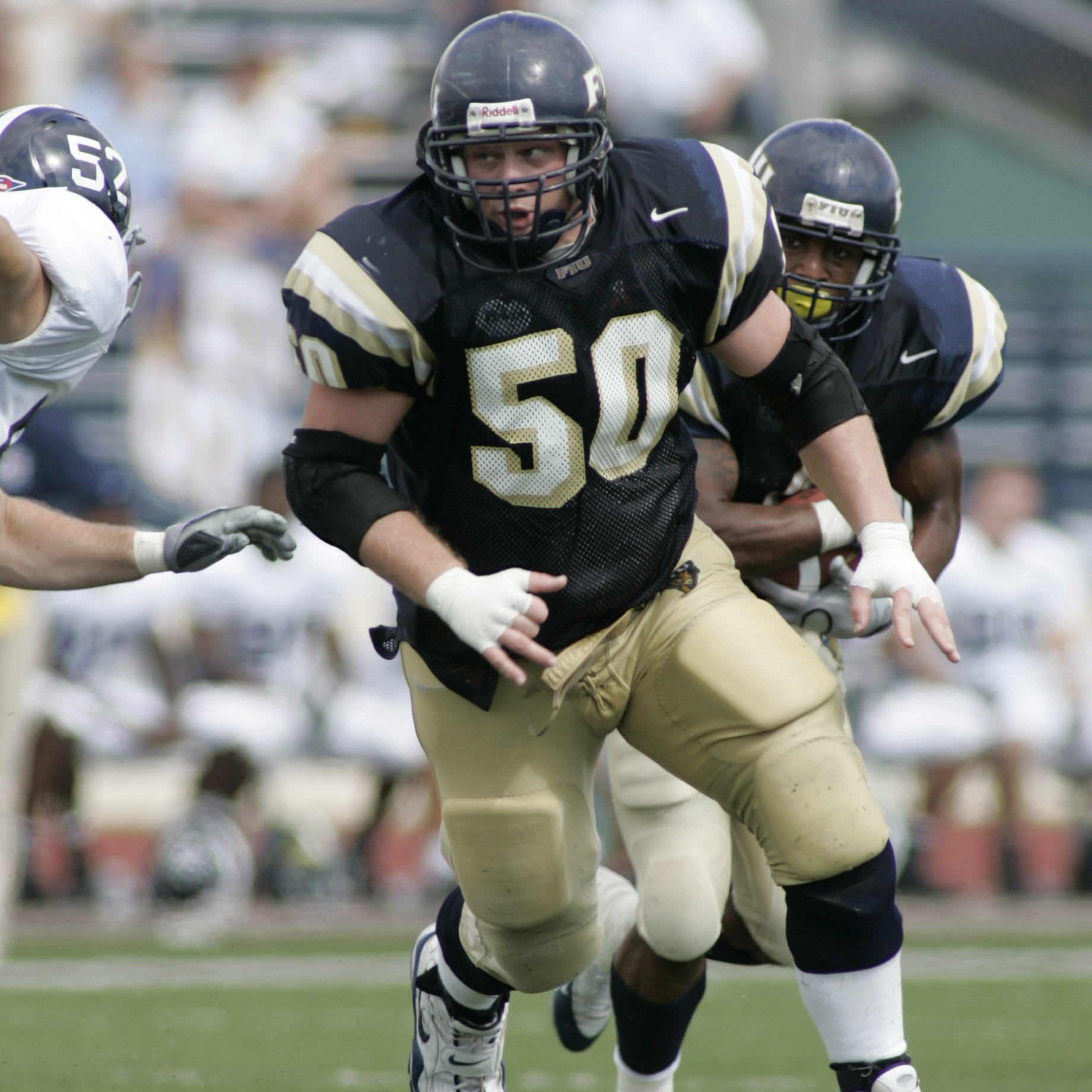 Inaugural 2002 Fiu Football Team Where Are They Now No 50 Ed