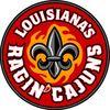 Louisiana_ragin_cajuns_round_babdge