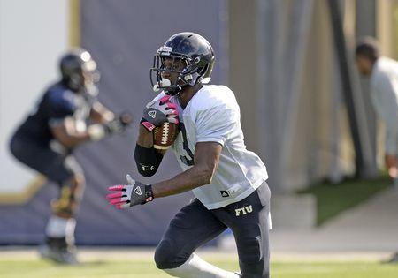 Florida International University Panthers Fiu Football Camp Opens