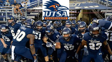 Florida International University Panthers 1st Look At Utsa Roadrunners