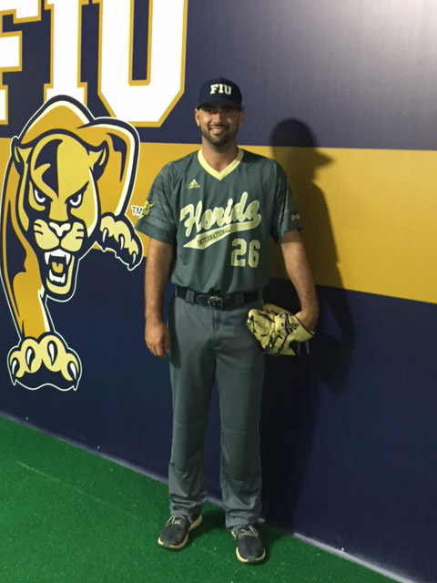 b7ecf33f0 It s a similar blue to what the FIU Sunblazers used to wear when baseball  started at ...