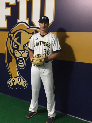 Florida International University Panthers New Fiu Baseball Uniforms